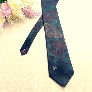 Don Loper Beverly Hills Men's Tie ~Vintage Necktie